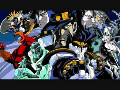 JoJo's bizarre adventure OST Track 51 : Sound effects and voices