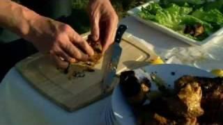 Skinning Catfish - Gordon Ramsay