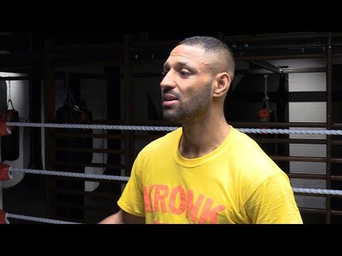 Brook Resigned To Goal Of Becoming Two-Time World Champion Without Khan Match
