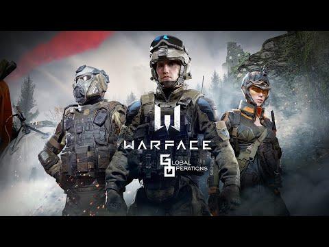 [Warface: Global Operations] - Официальный Трейлер