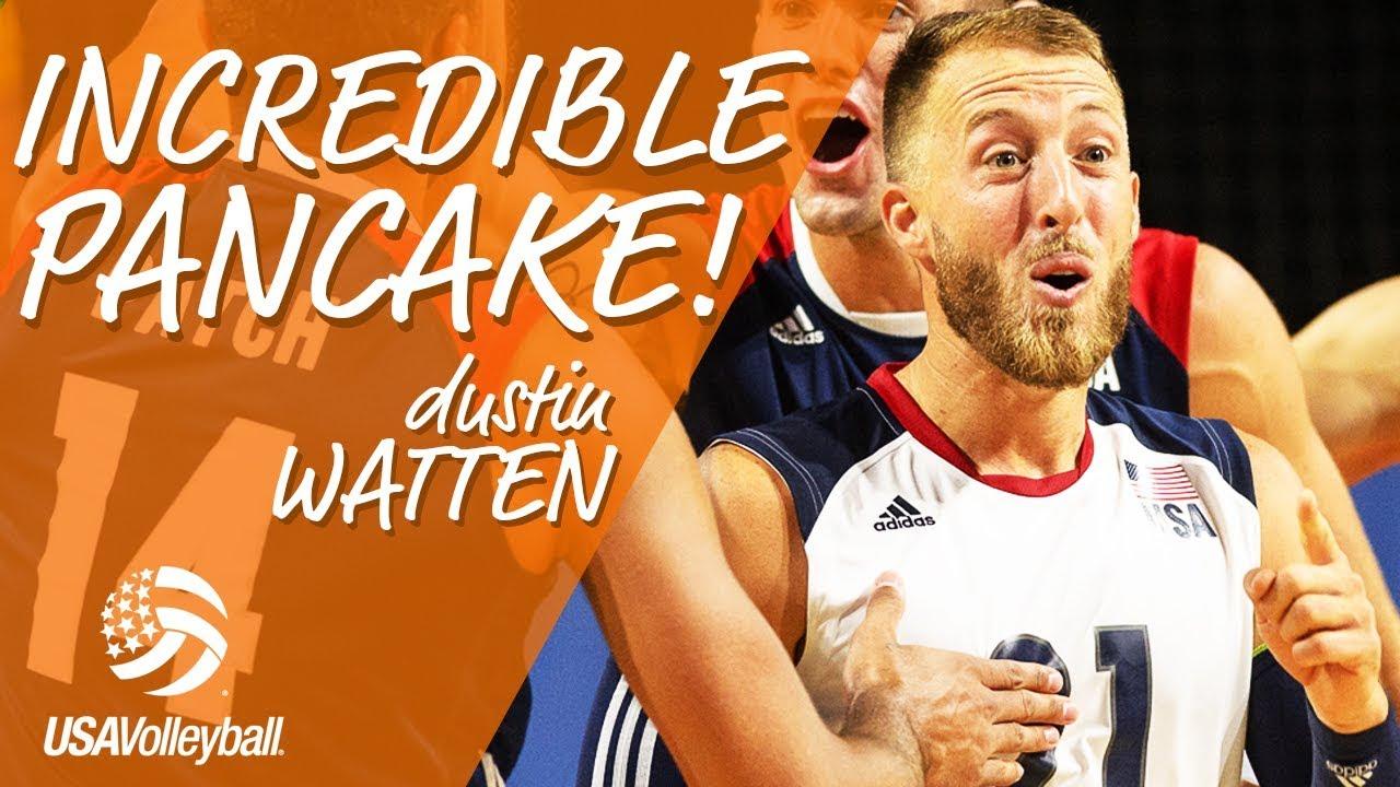 Incredible Pancake Save Dustin Watten Youtube
