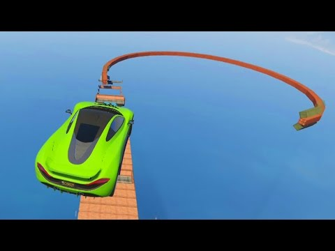 VALE.. NOSE COMO LO HE HECHO! - Gameplay GTA 5 Online Funny Moments (Carrera GTA V PS4)