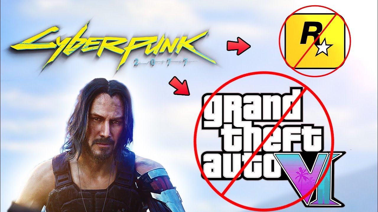 This Game Might Actually Be the GTA 6 Competitor We Need! (Cyberpunk 2077)