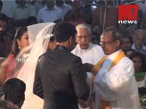 Meera Jasmine WEDDING VIDEO   by M7.TV