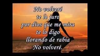 No Volvere Adriana Bottina y Jairo Del Valle   YouTube YouTube Videos