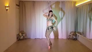 Belly Dance to Badna Nwalee El Jaw by Nancy Ajram