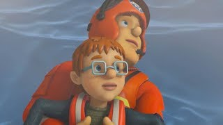 Fireman Sam New Episodes | Escape from Pontypandy Island -Season 9 Marathon 🔥 Cartoons for Children