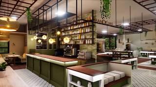 Unreal Engine 4 archivz Arquitectura con Unreal Loreal 1080p