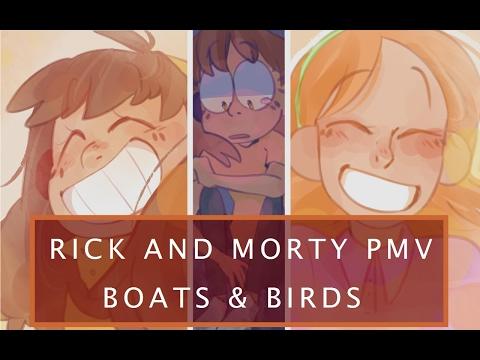 Rick and Morty PMV - Boats & Birds