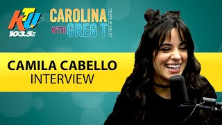 Camila Cabello Reveals Who She Sends Her Songs To First
