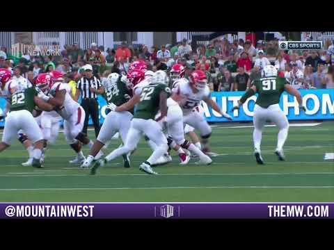 CONDENSED GAME: Colorado State Rams vs Arkansas