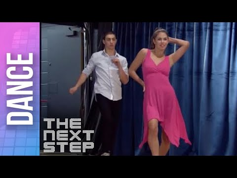 """James & Beth """"Tied to You"""" Duet - The Next Step Extended Dances"""