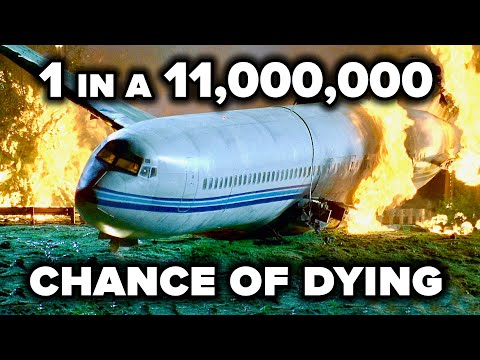 You Probably Won't Die On A Plane