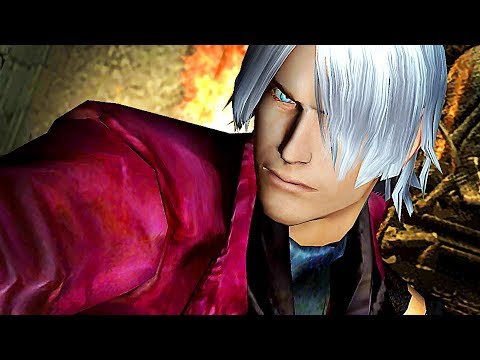 DEVIL MAY CRY HD Collection Bande Annonce (2018) PS4 / Xbox One / PC