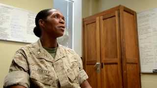 Women Making Strides: Maj. Shanelle Porter
