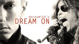 DREAM ON SING FOR THE MOMENT The Unplugged Band Aerosmith Eminem Acoustic Cover
