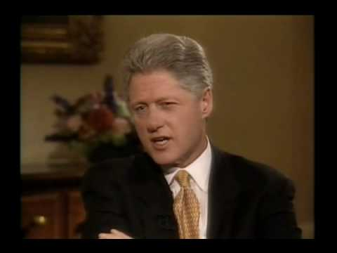 Subprime Disaster: President Clinton Takes Credit