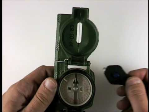 Using the USGI Compass - Part 1