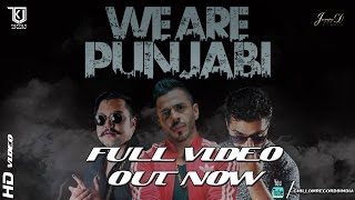 We Are Punjabi | TaTvA K | Atharv Feat. Juggy D | Latest Punjabi Songs 2015