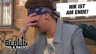 Berlin - Tag & Nacht - Nik ist am Ende mit seinem Leben #1719 - RTL II