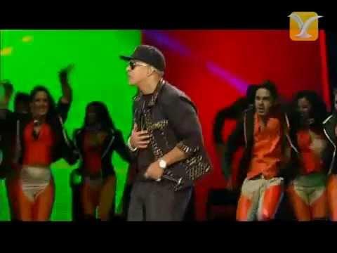 Daddy Yankee, Ella Me Levantó, Festival de Viña 2013