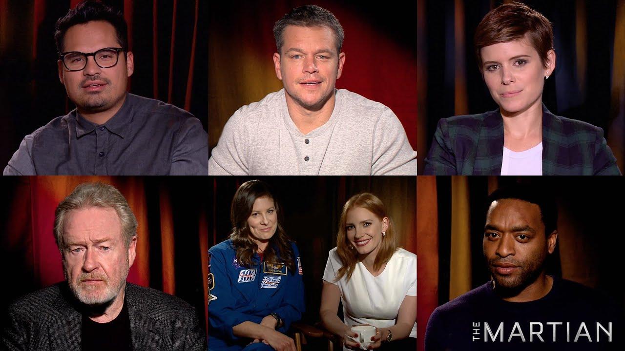 Download The Martian   NASA Space Q&A Video [HD]   20th Century FOX