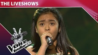 Shekinah And Shanmukhpriya Performs On Apni Azaadi Ko Hum | The Voice India Kids | Episode 23