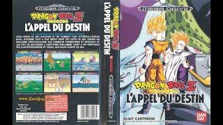 ANIME GAME - Dragon Ball Z Buyū Retsuden (Mega Drive)