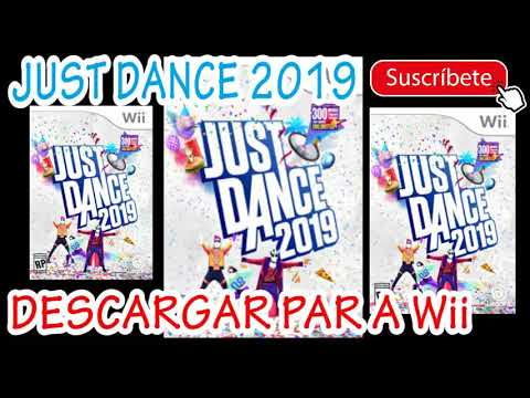 Descargar Just Dance 2019 Para Wii U Iso Wbfs Download Juegos