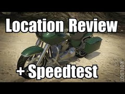GTA Online Western Bagger Rare Motorcycle Location and ...