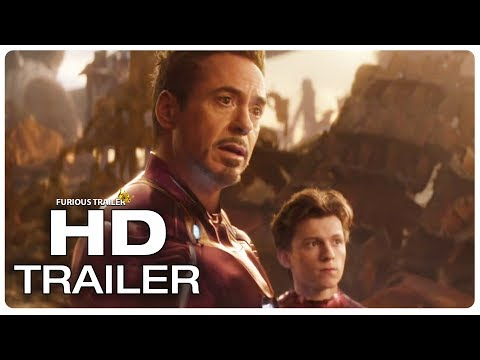 AVENGERS INFINITY WAR Movie Clips (2018)