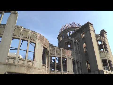 Prime Minister of Czech Republic visits Hiroshima