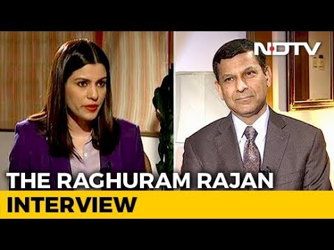 """Not Enough Focus On Joblessness,"" Raghuram Rajan Tells NDTV"