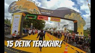 MY FIRST 21K RUN | Maybank Bali Marathon 2018