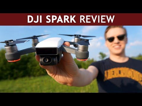 DJI Spark | In-Depth Review | + Free Test Footage