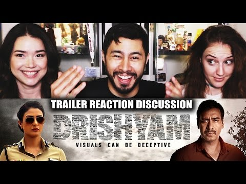 Trailer do filme Drishyam