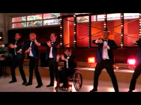 GLEE - Stop! In The Name Of Love/Free Your Mind (Full Performance) (Official Music Video) HD