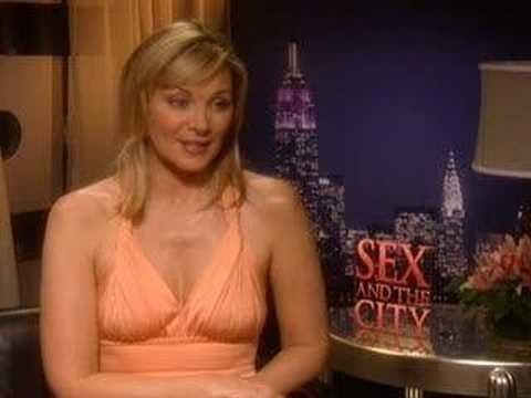kim cattrall interview sex and the city in Gosford