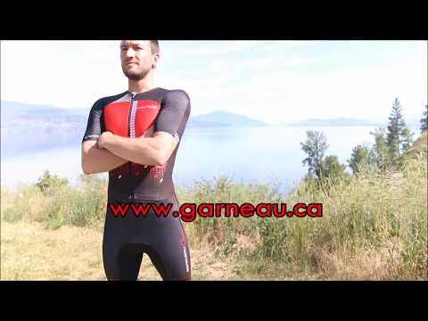 Louis Garneau Tri Course Skin Suit - Tested + Reviewed