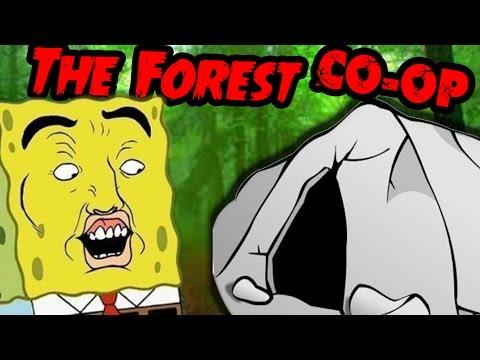 видео: УПОРОТАЯ ПЕЩЕРА - the forest - co-op - #2