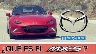 5 datos que debes saber sobre el Mazda MX-5 (Miata)