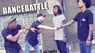 DANCE-BATTLE vs LES-TWINS   Krappiwhatelse