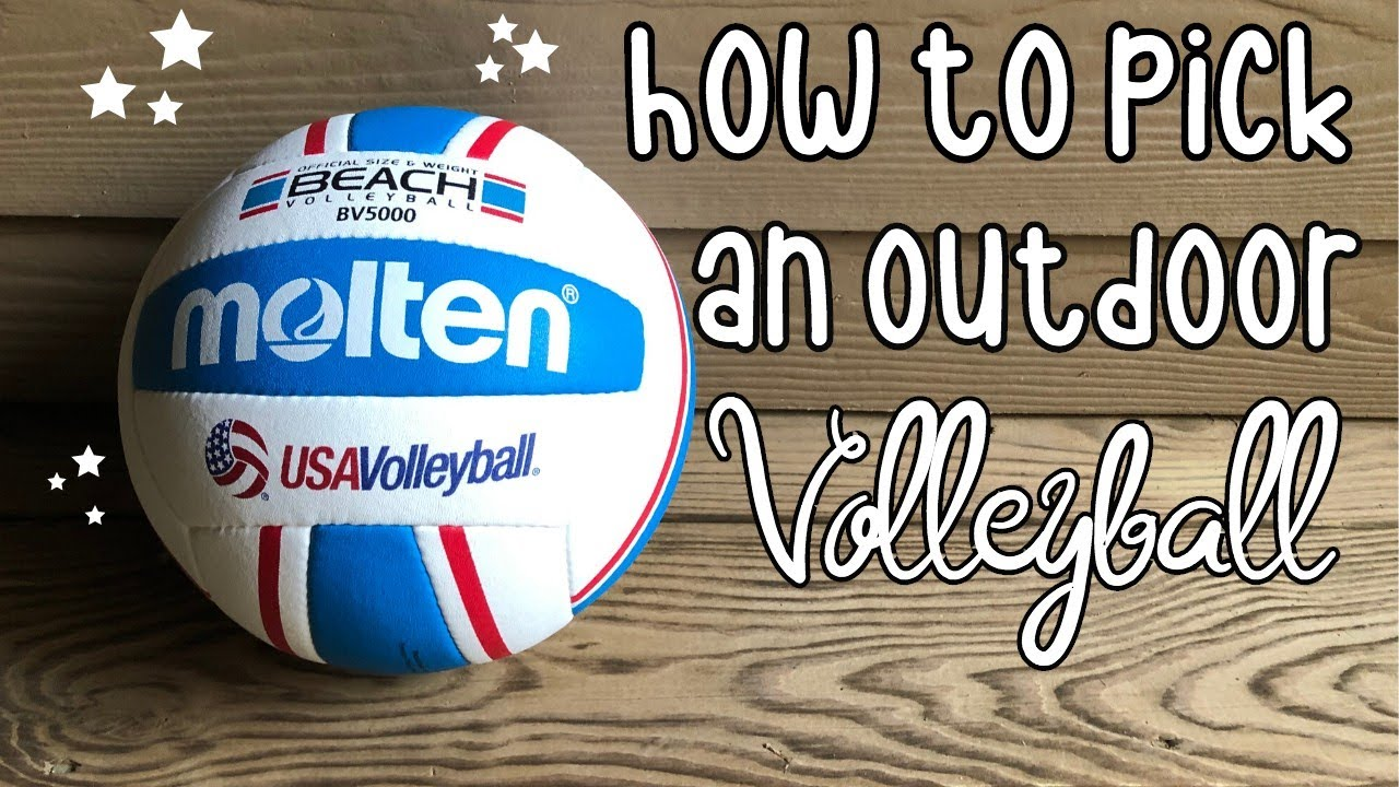 How To Buy A Beach/Grass Volleyball + GIVEAWAY!