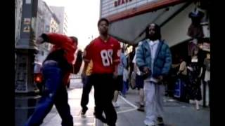 Pharcyde - Drop video the way they recorded it!(The Pharcyde's great track Drop from their 2nd album 'Labcabincalifornia' (beat by J Dilla) was enhanced by a music video (Spoke Jonze, 1996) that is now ..., 2009-01-21T04:13:57.000Z)