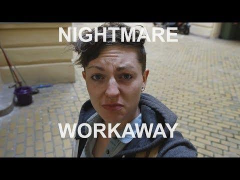 CREEPY AF WORKAWAY IN BUDAPEST
