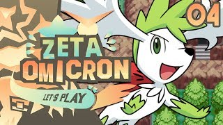 Pokemon Zeta & Omicron Part 4 - THE TIME CALLER! Pokemon Fan Game Gameplay Walkthrough