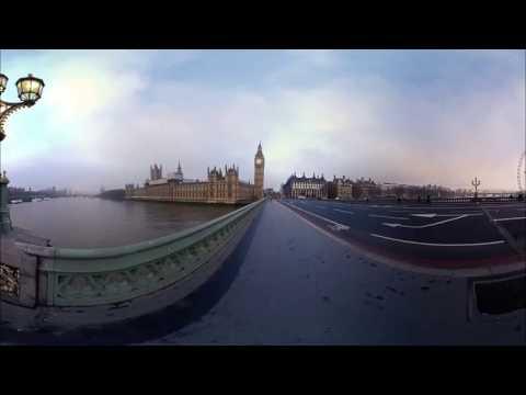 Explore The United Kingdom In 360° VR
