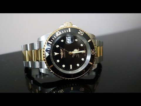 Invicta Pro Diver 8927OB Automatic Watch Review – Rolex Submariner 16613LN Homage – Perth WAtch #47