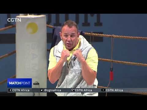 South Africa's 'Road Warrior' Brian Mitchell's boxing story immortalised in a play