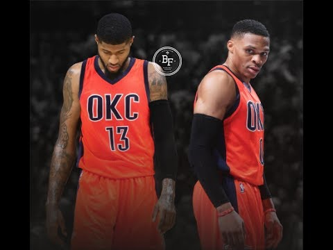 Indiana Pacers TRADE PAUL GEORGE To OKC THUNDER - Welcome PG13 LETS GO OKC